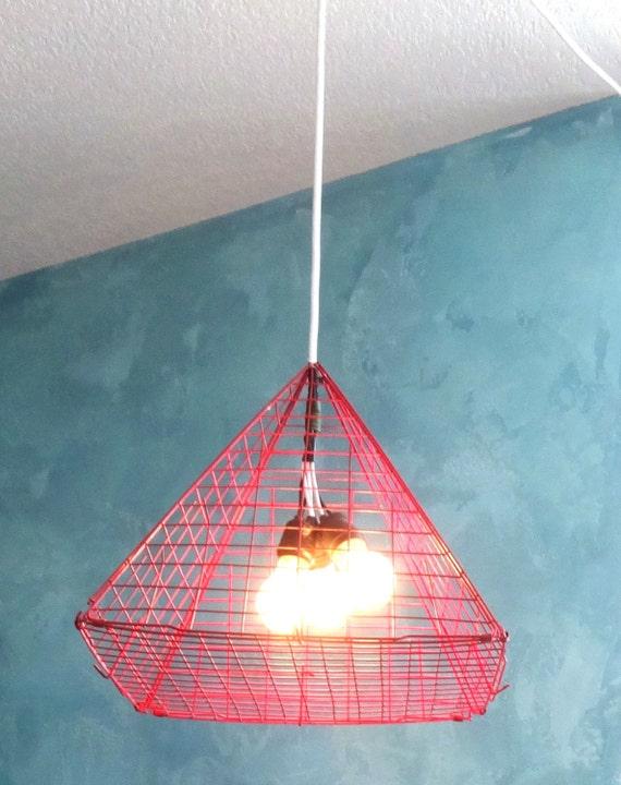 Red Crab Trap Light
