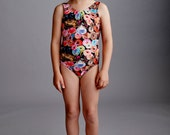 DONUT: Girls tank swimsuit