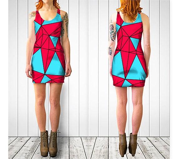 Style watch: geometric patterns; etsy