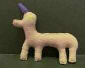 Harriet the Hairless Unicorn
