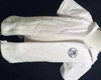 Terry Cloth Jacket Etsy