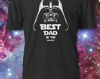 Star Wars Darth Vader Best Dad Shirt : S - XL