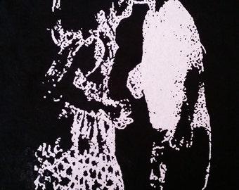 SAETIA sweatshirt (hardcore, skramz, screamo band)