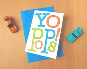 Printable Card Download for Play Mat Shirt, Father's Day Card for Dad from Kids, From Son, From Daughter, Dad Birthday Card, Car Play Mat