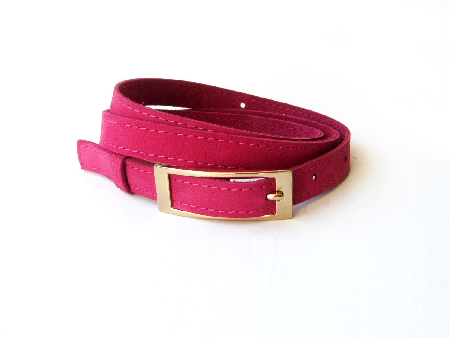 leather belt for pink leather belt narrow by