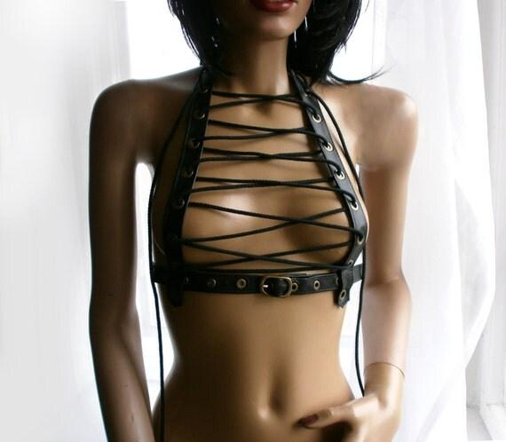 bondage anleitung brust lack leder sex