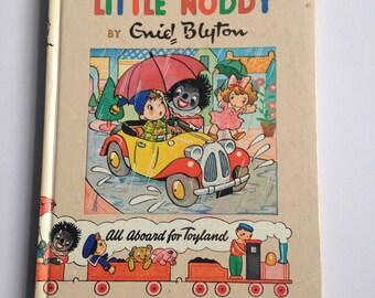 Vintage You Funny Little Noddy Children's  Book by Enid Blyton