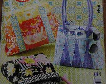 Express Yourself! Bags Pattern, ellie mae designs from Kwik Sew