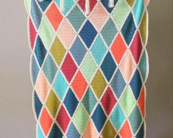 The Harlequin Blanket