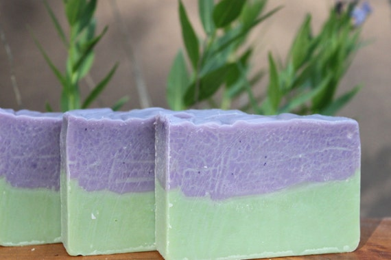 Soap~Handmade lavender soap