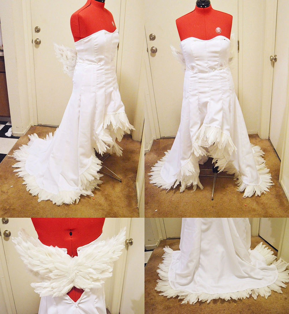 Costume Wig Yuna Wedding Dress And Ffx By Anigamercreations