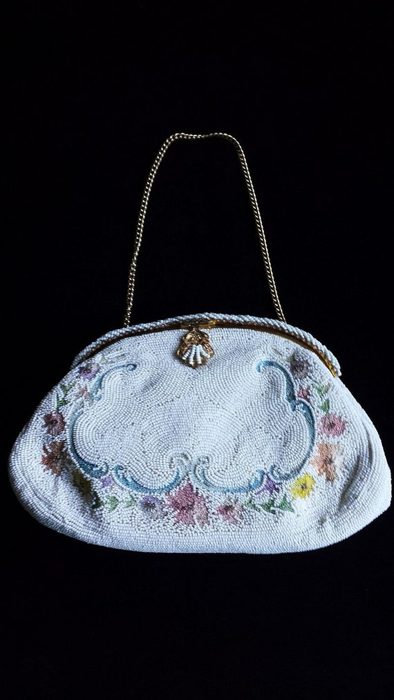 vintage tapestry purse handbag eBay