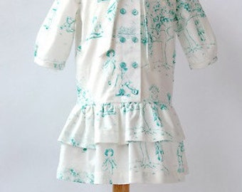 Apple Picking Dress Pattern from Oliver + S