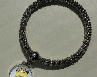 Minion Stretchy Bracelet
