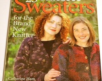 25 Gorgeous Sweaters for the Brand New Knitter - Sweater Knitting Patterns for Beginners