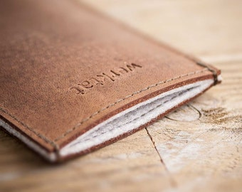 Werkstück for iPhone 6, 6s, iPhone 6 Plus, 6s Plus, leather case, WT0714