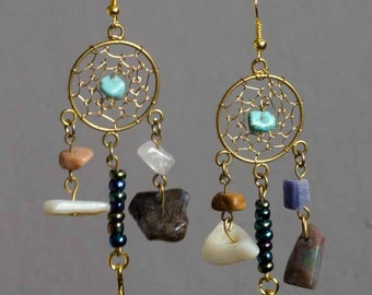 DREAM CATCHER Earrings #1