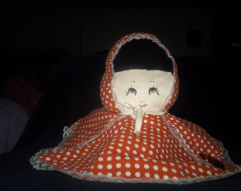 "Topsy - Turvy Doll ""Red Riding Hood"""