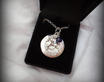 Horse Locket Gift - Your Custom Photos - great locket for horse lovers