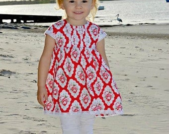 Tilly Tunic PDF Sewing Pattern