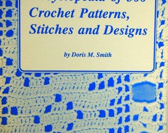 Knitting Dictionary 1030 Stitches Patterns : Etsy Studio