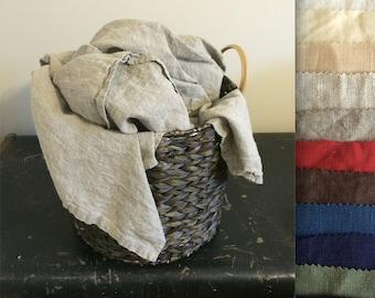 Linen Bath Towel - Regular, Large & Sheet