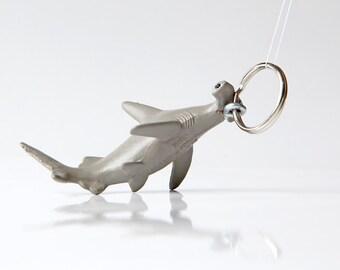 "Key chain ""Hammerhead shark"""