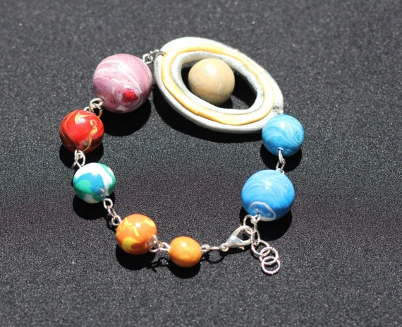solar system bracelet - photo #31