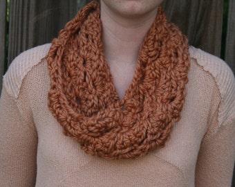 Handmade Crochet Cowl
