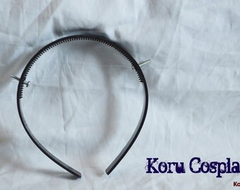 Headband Attachment -Not including horns- (Astrological Cosplay Horn Option)