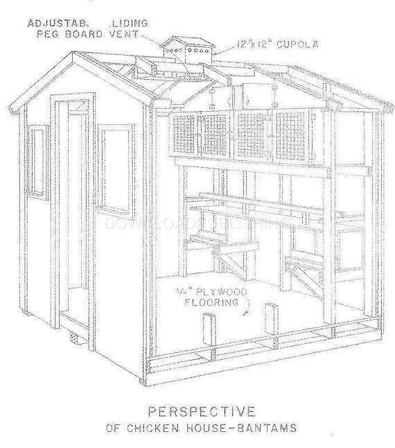 Brooder Plywood Plans images
