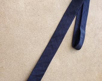 Super Skinny Vintage Tie - Indigo