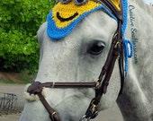 Minion Horse Fly Veil Ear...