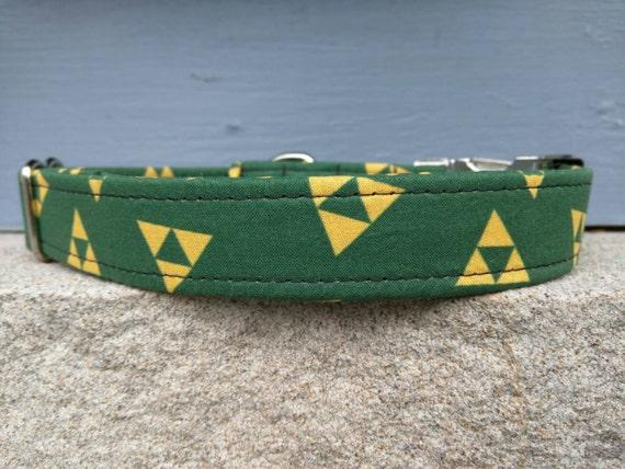 Triforce Dog Collar