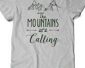 Camping shirt T-Shirt T Shirt Tees Funny Humor Ladies Girl Womens Mens Gift Present Hiking Mountain Climbing Outdoors Peace Hike Trail Kids