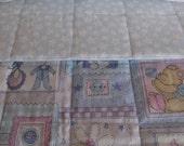 Quilt childs, baby quilt, toddler quilt, crib quilt, handmade quilt, nursery, bears