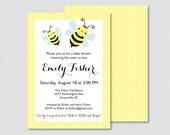 Bumble Bee Baby Shower In...