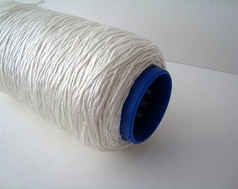 Silk 100% 60 Ply 100/120 560g pack Super soft twisted Ecru Yarn Thread Rope