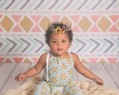 Tribal Photography Backdrop, Newborn Photography Backdrop, Vinyl Photography Backdrop, Baby Photography Background Summer Girl - SMR195