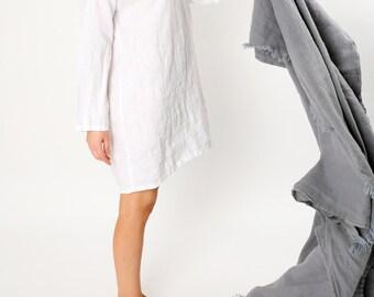 Linen Beach Dress / Linen Tunic