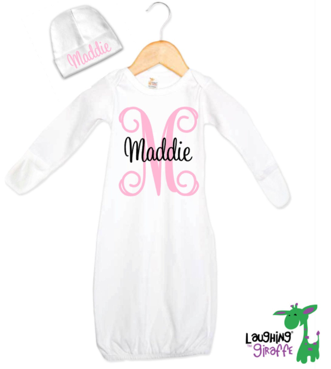 Personalized baby gifts gift set