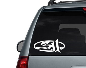 311 Band - Car Decal or Computer Decal