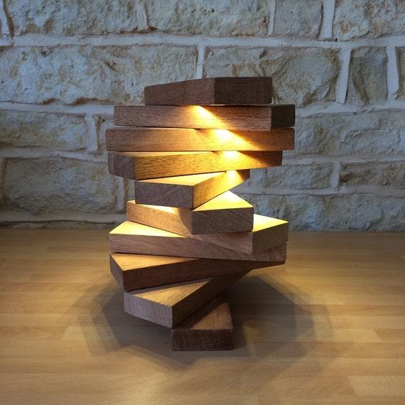 Office Desk Lamp Table Lamp Led Lamp Wooden Lamp Designer