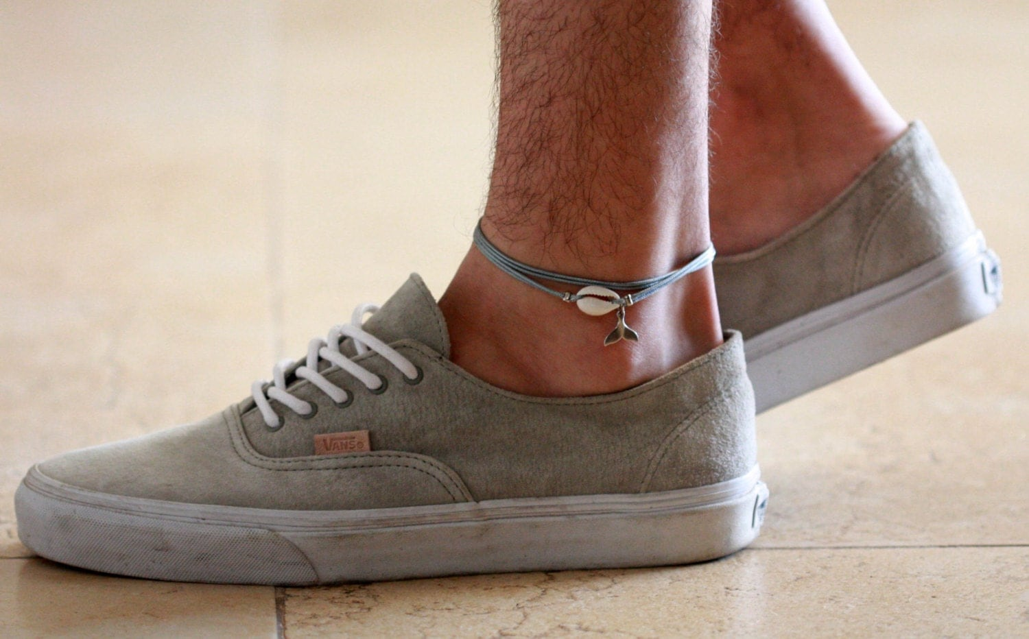 Men's Anklet Men's Ankle Bracelet Anklet For Men By Galismens. Fine Chains. Malachite Gemstone. Blue Band Watches. 14kt Gold Chains. Dinosaur Bone Necklace. Solitaire Pendant. Gold Pendant. Embroidered Brooch