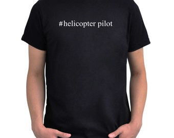 Hashtag Helicopter Pilot  T-Shirt