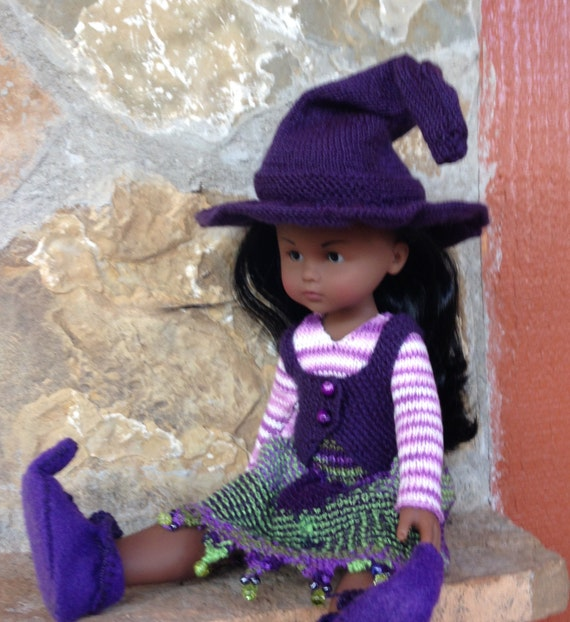 Knitting Patterns For 13 Inch Dolls : Knitting pattern pdf file for 13 inch doll by ...