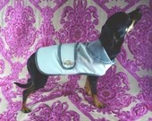 GloCoat TM Couture Dog Coat by GlotureTM-Glow In The Dark Couture