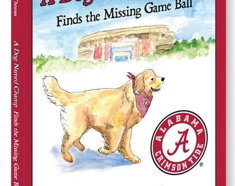 A Dog Named Champ Finds the Missing Game Ball