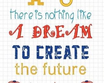 Dreams create the Future