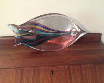 Murano Glass Fish